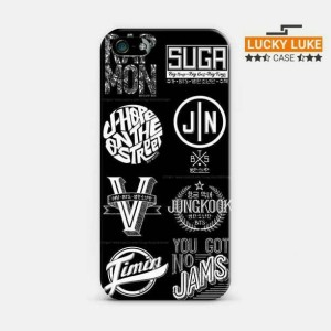 BTS ARMY case casing iPhone Samsung sony oppo xiaomi vivo asus