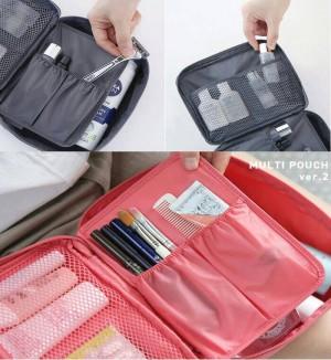 kosmetik bag organizer kosmetic pouch traveling