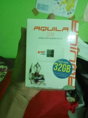 MODEM WIFI Bolt Aquila BL100 32Gb 4G | Logo Transjakarta