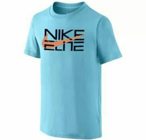 T shirt kaos Cotton Combed 30s NIKE ELINE