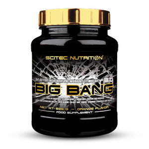 Scitec Nutrition BIG BANG 3.0 825Gr