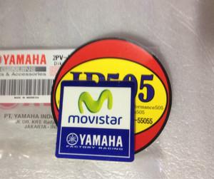 Stiker Movistar YFR MX King