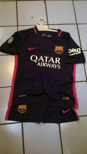 barcelona away kid 16/17