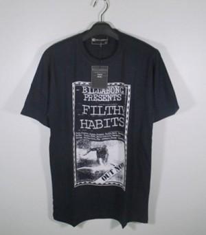 tshirt / t shirt / t-shirt / Kaos Billabong A.0150