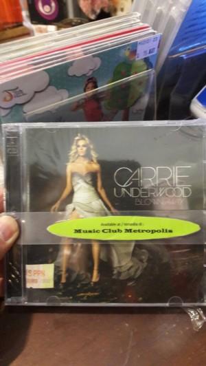CD CARRIE UNDERWOOD - BLOWN AWAY