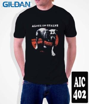 Kaos Alice In Chains , Tag Kaos Gildan Softstyle
