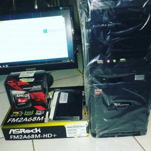 Rakitan PC Kaveri 2