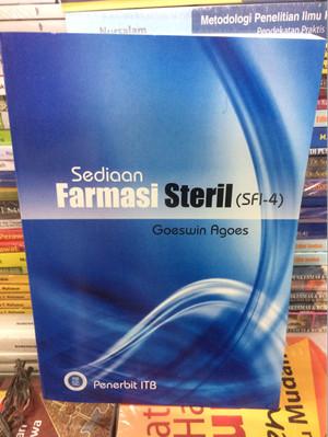 Sediaan Farmasi Steril (sfi-4)