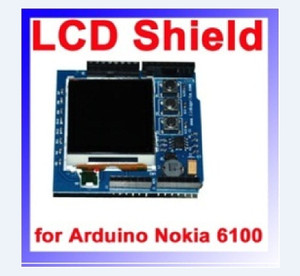 6110 LCD shield for arduino