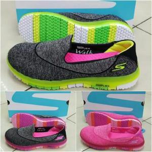 (GARANSI TERMURAH) Sepatu Skechers Goflex Women