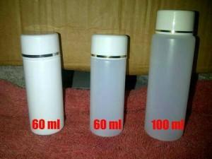 Paket Yadle E 60 ml