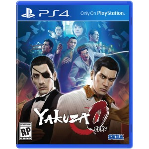 SONY Playstation 4 Yakuza 0 Region All - English