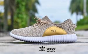 Sepatu Adidas Yezzy Boost Women Cream