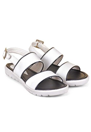 Sandal Wanita Model Terbaru / sandal casual santai / sendal cewek jv.