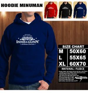 JAKET HOODIE MINUMAN Innis & Gunn BIR Hoodie/Sweater