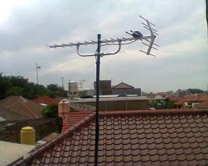 Paket + Pasang Antena Tv Digital BERGARANSI Area PANGKAL JATI