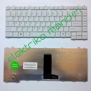 Keyboard Toshiba Satellite M305, L200, L300, L310, L510, L511 Grey