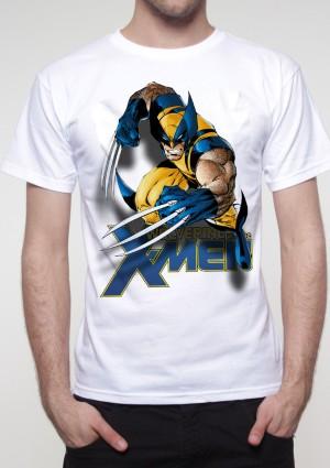 Kaos 3d Logan wolverin x-men