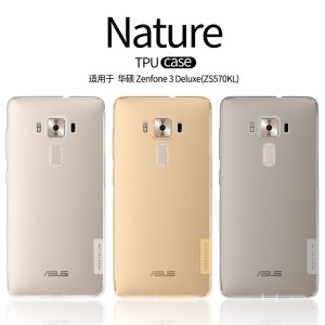 Nillkin Nature Softcase TPU Asus Zenfone 3 Deluxe ZS570KL 5.7inci