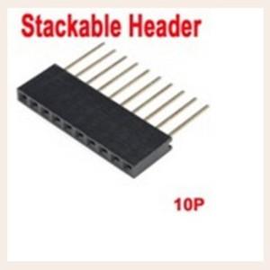 STACKABLE HEADER 10P