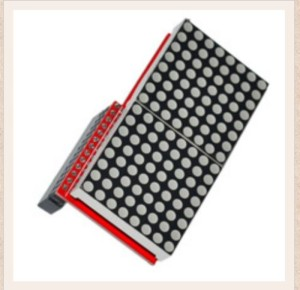 8 x 8 LED Matrix Display Module for Raspberry Pi
