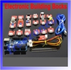 Arduino Uno R3 Electronic Building Blocks Kit