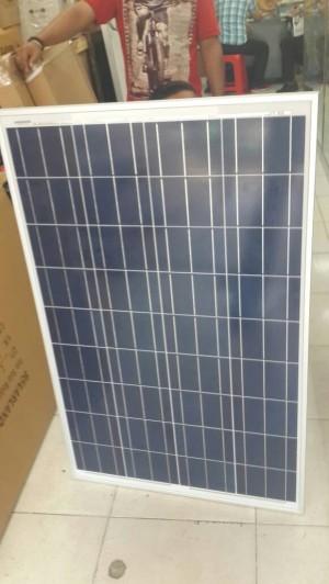 Panel Surya (Solar Cell) Solarland 100wp Polikristalin 12 volt
