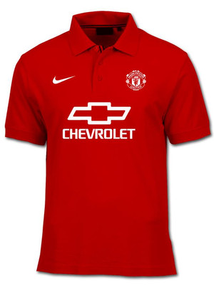 Kaos Polo Manchester United Red Devils