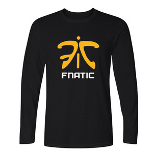Kaos LEngan Panjang Fnatic Gaming