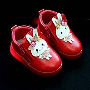 Pinko Rabbit Red LED LAMP SHOES