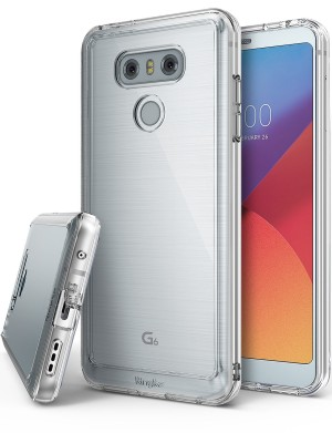 Ringke LG G6 Case Fusion - Clear