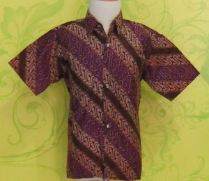 Hem Batik Anak F0005