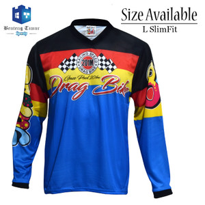 Baju Drag Bike A-1 / Baju Motor Cross