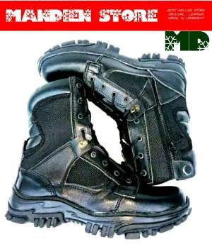 Sepatu PDL Gegana Kulit VS Kanvas