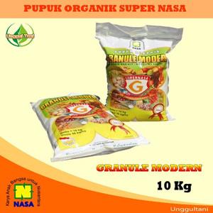 Supernasa Granule Modern Nasa 10 Kg