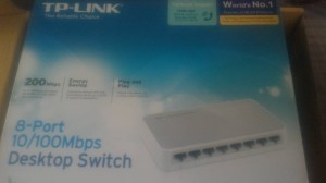 switch tp link 8 port tl-sf1008d