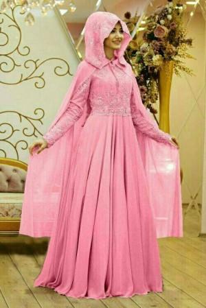 maxi casandra pink