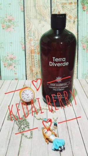 Sampo Sinergia Terra Diverde 250 ml