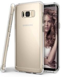 RINGKE Case Fusion Series Samsung Galaxy S8 Original - Crystal Clear