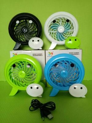 WeChat Mini Fan Portable / Kipas Angin Mini Model WeChat