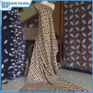 Batik Tulis Kain P022 - pewarna alam