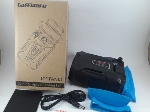 Taffware Universal Laptop Vacuum Cooler Gaming Cooling Fan