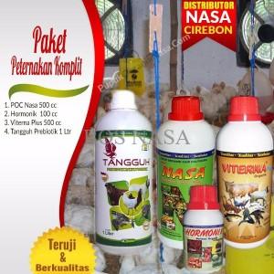 Paket Vitamin Peternakan Komplit Tangguh Prebiotik POC NASA Hormonik