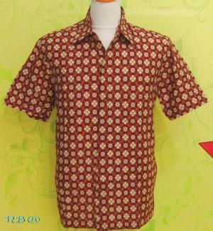 Kemeja Batik P0238v