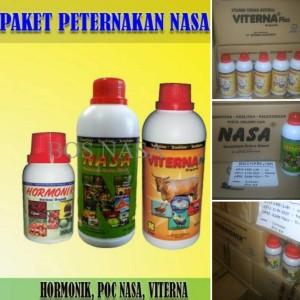 Paket Vitamin Produk Peternakan Nasa Terlaris