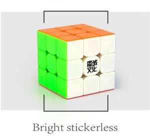 Rubik 3x3 - Moyu Weilong GTS 2 - 3x3 Stickerless Bright