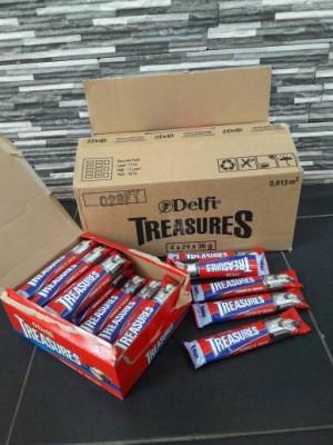 Delfi Treasure Cookies Kartonan (384pcs)