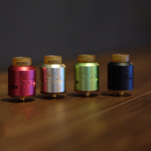 Mad Dog RDA - Authentic