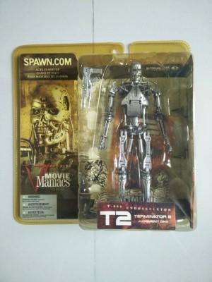 Movie Maniacs Series 5 | T-800 Endoskeleton | TRI card