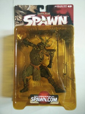 Spawn Series 19 Jackal Assassin | US Card